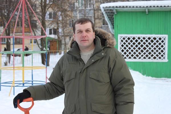 Евгений Доможиров, движение Вместе