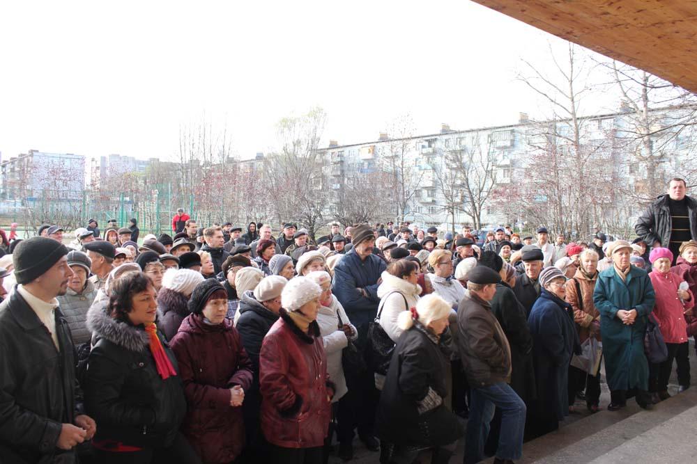 Митинг в Лукьяново. Резолюция. Апдейт видео
