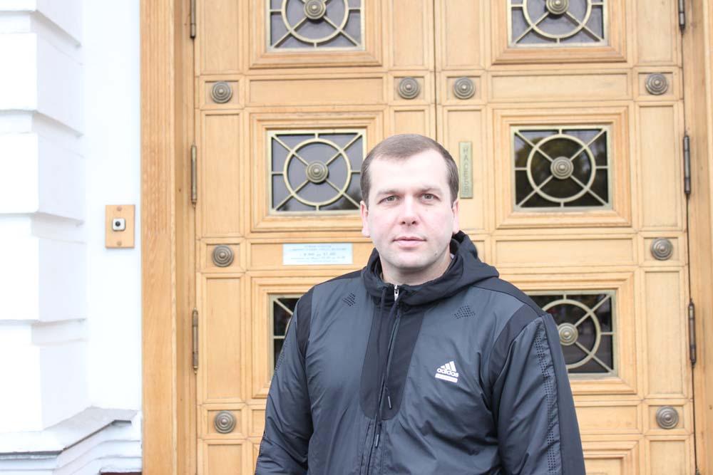 Евгений Доможиров на Эхо Москвы (Вологда), запись прямого эфира