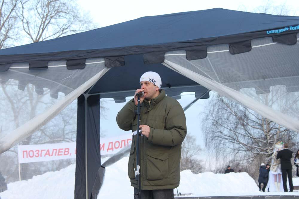 Смотрите в 23.55 Новогоднее поздравление председателя движения «Вместе» Евгения Доможирова