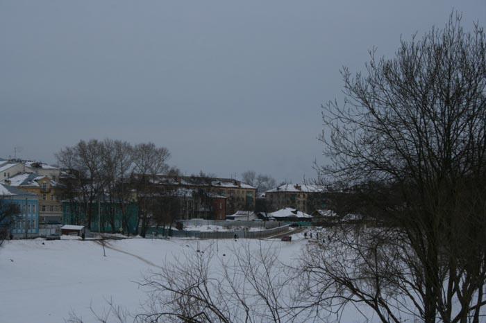 Набережная 6-й армии, Заречье, Вологда