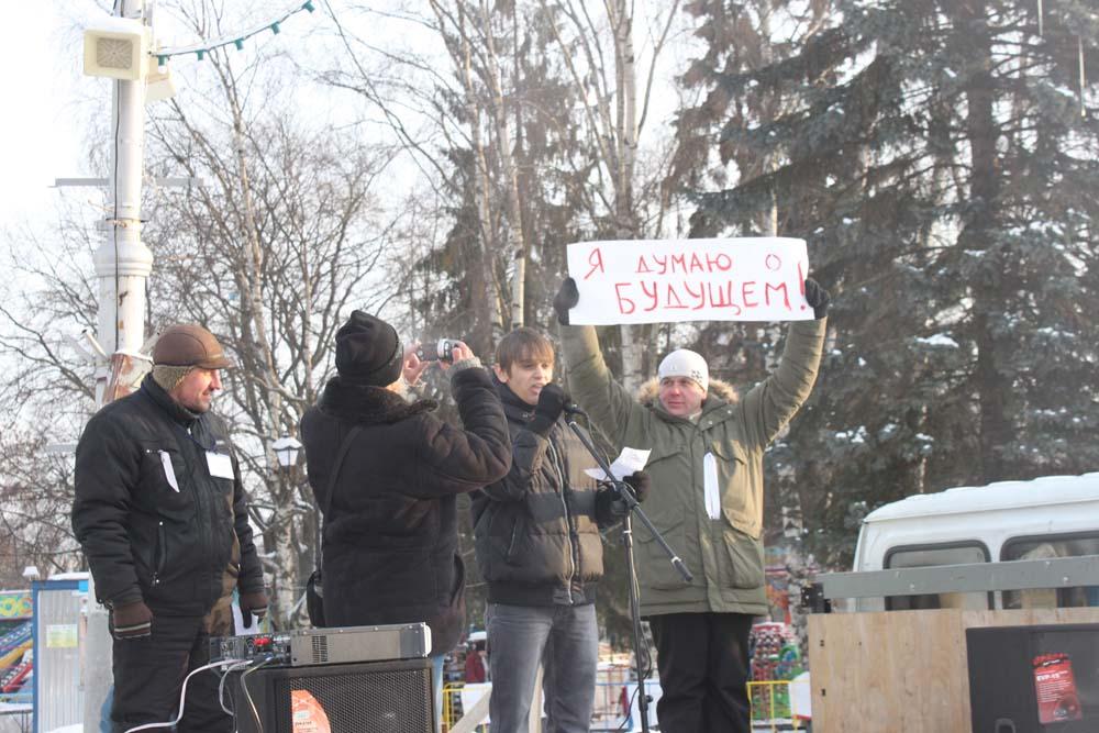Евгений Доможиров, митинг за честные выборы, Дима Батуро