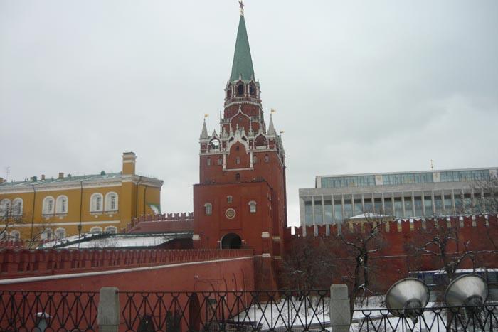 В Москве — на Эхе, Красной площади и СК