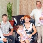 семья Доможировых